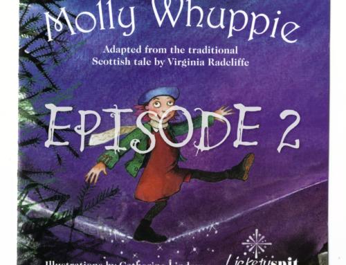 Molly Whuppie Audio-Show