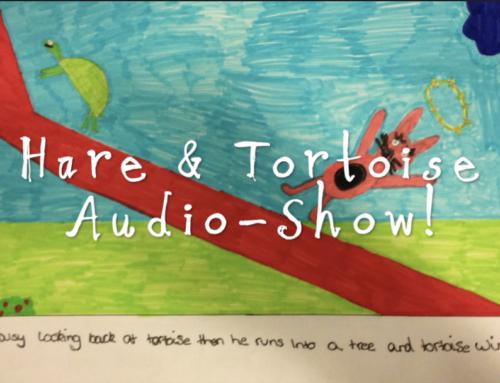 Hare & Tortoise Audio-Show