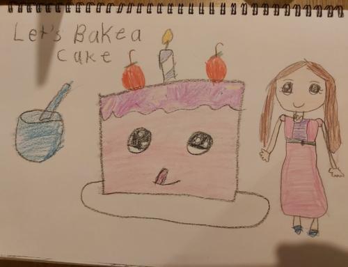 Storyplay City Week 1 – New Years Cake Recipe
