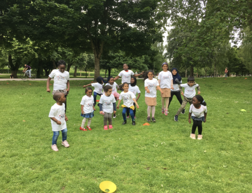 Porridge & Play in Kelvingrove Park!