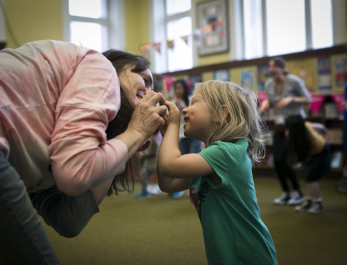 Women's Aid Storyplay Scotland
